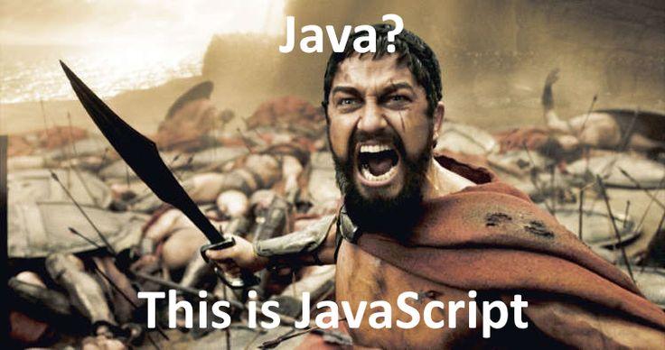 Esto es JavaScript